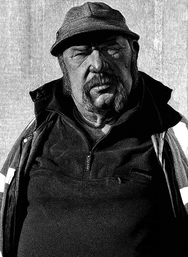 Andrew Townsley by Steve Carroll